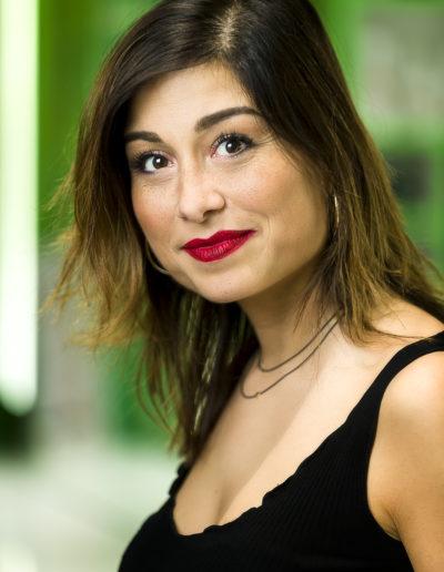 Ana Soriano García, estilista senior y co-directora tienda Fuencarral
