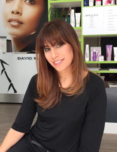 Sarah Ramírez, Estilista