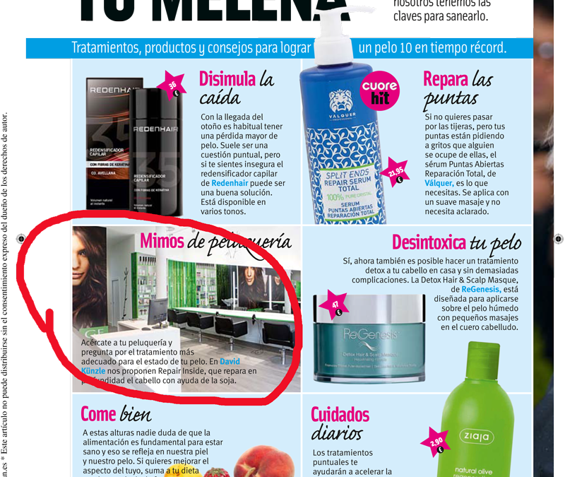 David Kunzle en revista Cuore