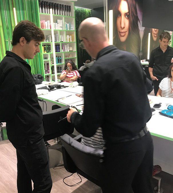 Se buscan modelos masculinos para curso de barbería y cortes para caballero