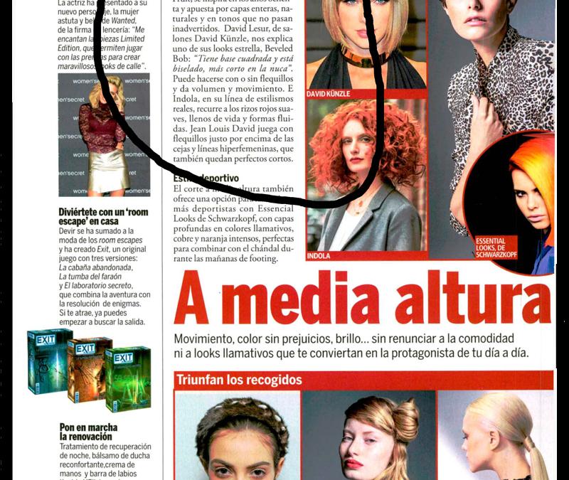 David Kunzle en Revista TELENOVELA