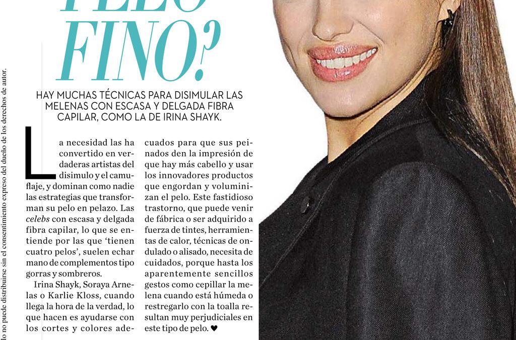 Revista MUJER HOY Papel. Fulldensity. Página 55
