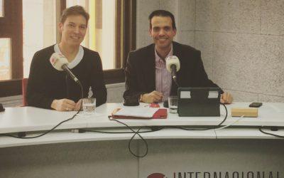 Entrevista en Radio Internacional