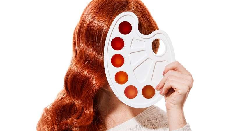 Beauty Market: Más o menos pelirroja, según el tono de piel
