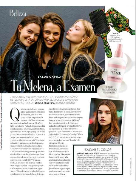 Revista In Style Septiembre