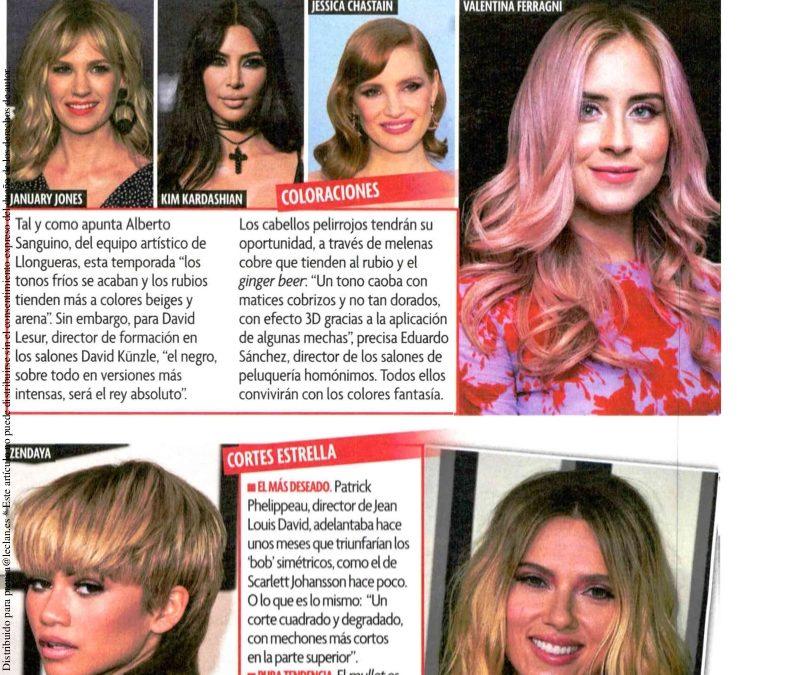 Revista Teleprograma Coloraciones Noviembre 2019