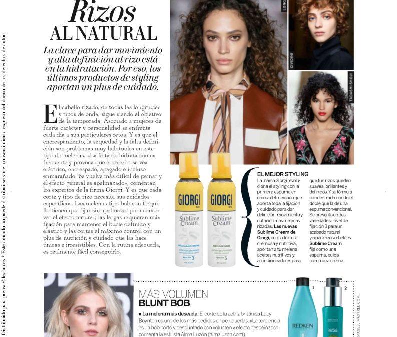 Revista Woman Más Volumen Noviembre 2019