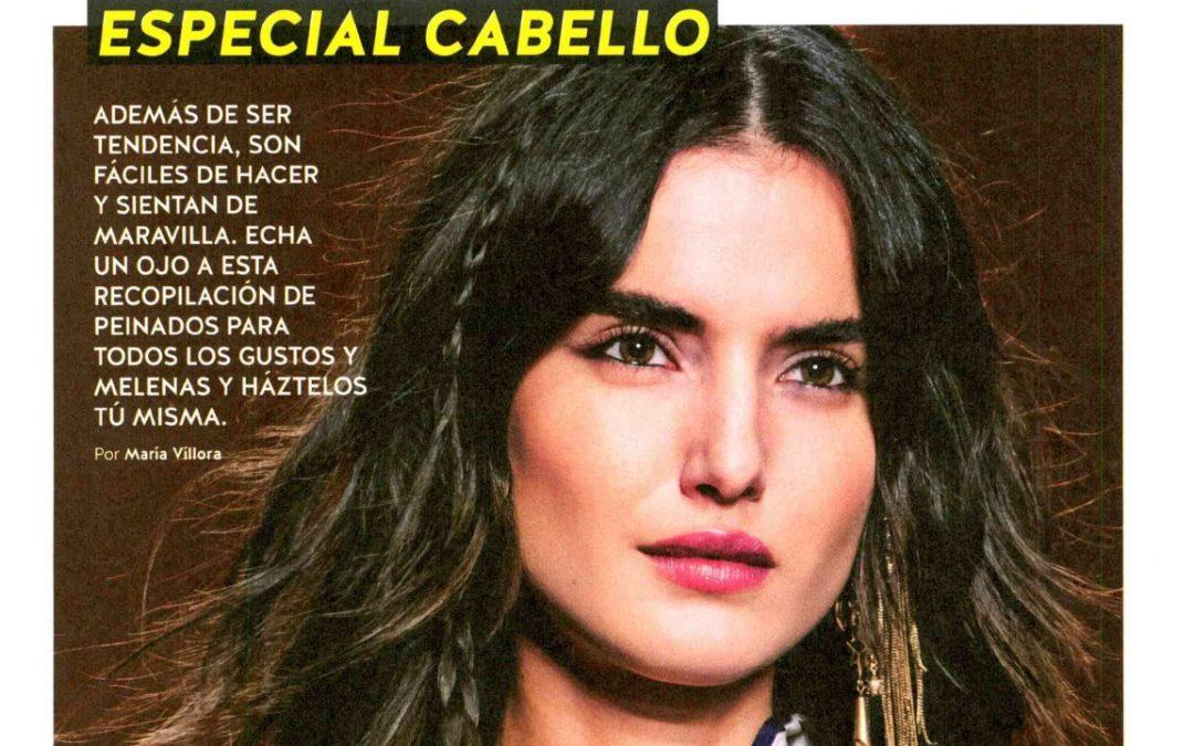 Especial Peinados Revista DELOOKS